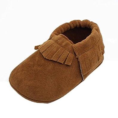 Boy Girl Baby Soft Shoes Soft Soled Non-Slip Footwear Crib Shoe Egmy Baby Shoes