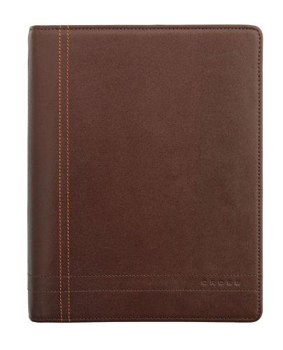 Cross Executive Essential Legacy Full Grain Italian Brown Leather Personal Agenda