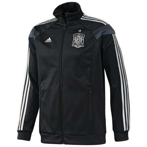 (Adidas Mens Spain Anthem 2013/2014 Track Jacket)