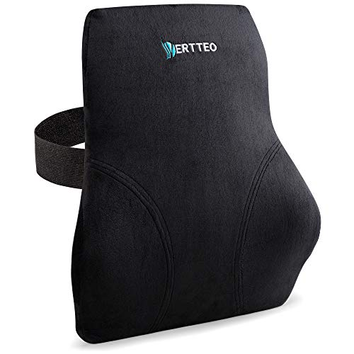 Vertteo Full Lumbar Black