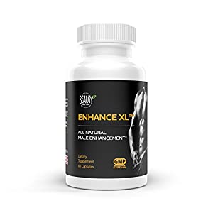 ENHANCE XL | Improved sex life | Increased stamina | Horny goat weed | Longer harder erection | Satisfy your partner every time | Muscle enhancer | Penis enhancement | Testosterone booster | Made USA