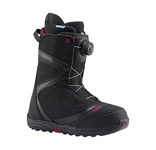 Burton Starstruck Boa Snowboard Boot 2016 - Womens Black (Snowboard Boot Women)