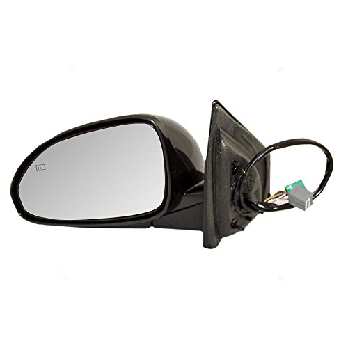 Drivers Power Side View Mirror Heated Signal Memory Replacement for Buick SUV - Buick Mirror Side Enclave Drivers