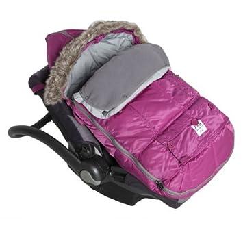 Amazon.com : 07 a.m. Le Sac Igloo extensible bebé Bunting Bolsa Adaptable para cochecitos, Uva, Pequeño : Baby
