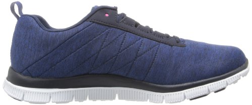 Skechers Flex Appeal Next Generation, Womens Trainer Azul (Nvy)