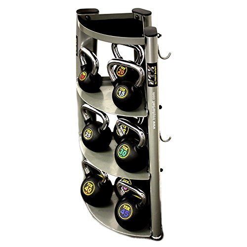 Troy Vertical Kettlebell/Accessory Rack by Troy Barbell (Image #1)
