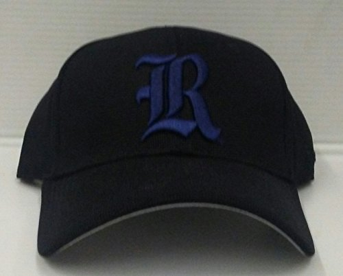 Rice University Adjustable Back Cap Black