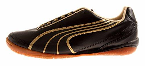 Puma Sneaker Schuhe Sportschuhe Herrensneaker 1060 Braun-Gold