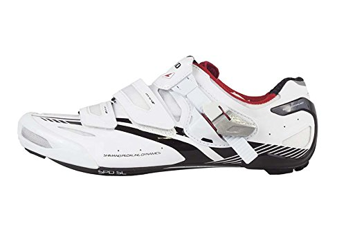 Shimano SH-R320W Road Cycling Shoe Size 47 Color White
