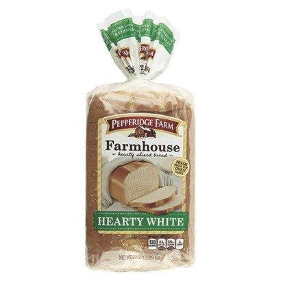(Pepperidge Farm Farmhouse Hearty White 24 oz (Pack of 2))