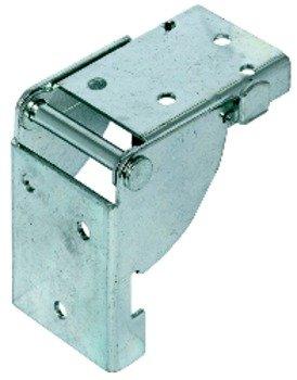 Genial Folding Table Leg Brackets, Locks In Position, Open And Closed