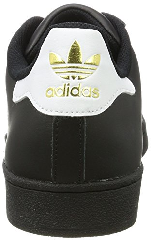 Adidas Originals Superster Foundation Heren Sneakers / Schoenen-zwart-8