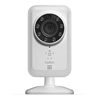 Belkin NetCam Wireless IP Camera for Tablet and Smartphone with Night Vision and Digital Audio (B009AR2MQO) | Amazon price tracker / tracking, Amazon price history charts, Amazon price watches, Amazon price drop alerts