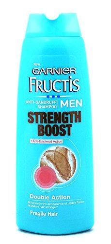 Garnier Fructis Men Anti Dandruff Shampoo Strength Boost Dou