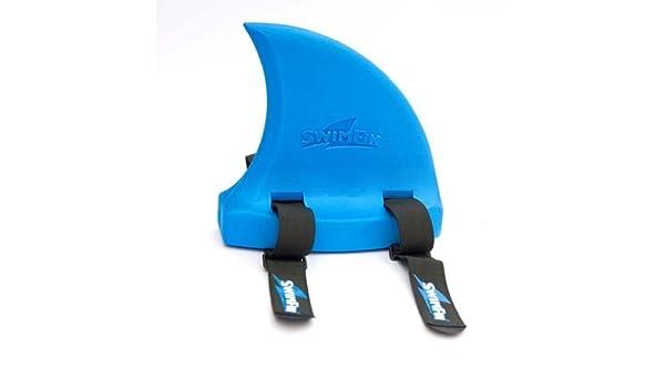 Aleta ajustable mamamemo SwimFin piscina jugar multi-carrera niños diversión jugando aletas Azul azul: Amazon.es: Deportes y aire libre