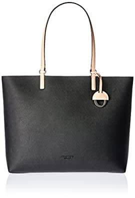 Oroton Women's Estate Tote Bag, Black, Small