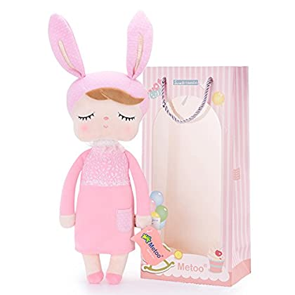 Amazon cambodia shopping on amazon ship to cambodia ship overseas me too angela easter bunny stuffed rabbit dolls toys easter gifts 12 negle Choice Image