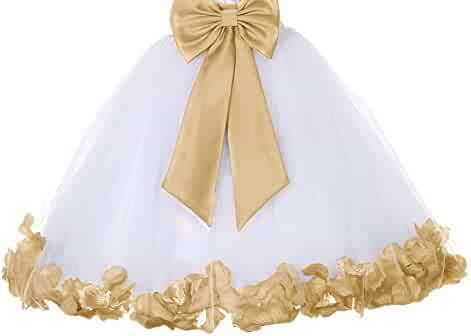 6dd18bbb1466 Shopping Clear or Golds - Dresses - Clothing - Girls - Clothing ...