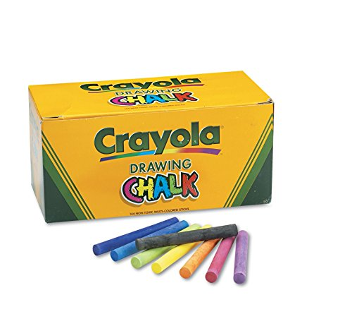 Crayola Colored Drawing Chalk Sticks product image