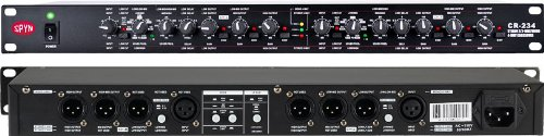 Spyn Audio CR234 2-3-4 Way Crossover by Spyn Audio