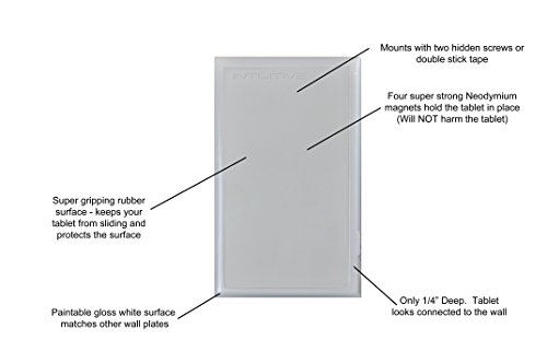 Intuitive Tablet Wall Mount