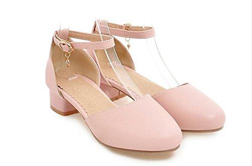 Peep Se Alto Zapatos BAJIAN heelsWomen Zapatos Verano oras Bajos Sandalias Chanclas Toe Sandalias LI BzzxwX