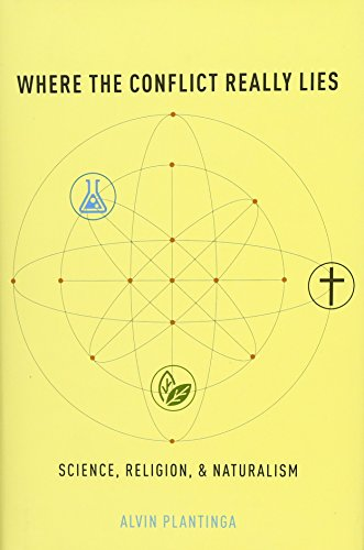 Where the Conflict Really Lies: Science, Religion, and Naturalism [Alvin Plantinga] (Tapa Dura)