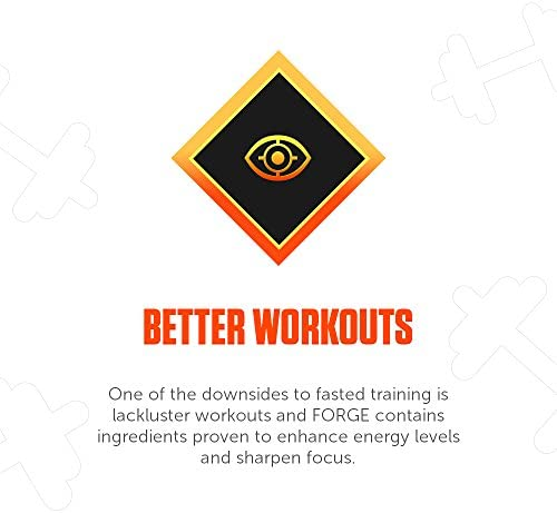 Legion Forge Fasted Fat Burner - Thermogenic Fat Burner, Target Stomach Fat and Trim Belly Fat with Yohimbe, HMB Supplement, Choline. All Natural, 45 Servings.… 8