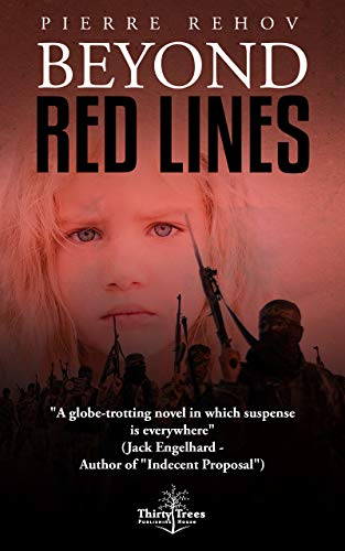 BEYOND RED LINES by [Rehov, Pierre]
