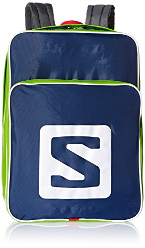 Salomon Zaino Squarre Blu/Lime