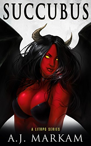 Succubus: A LitRPG Series cover