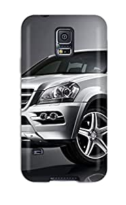 New Style 4874676K17073463 Hot 2009 Mercedes Benz Suv Tpu Case Cover Compatible With Galaxy S5