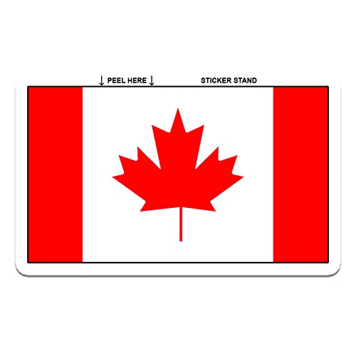 canada car sticker - 3