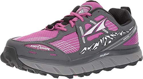 Altra Women's Lone Peak 3.5 Running Shoe, Purple, 9 B US