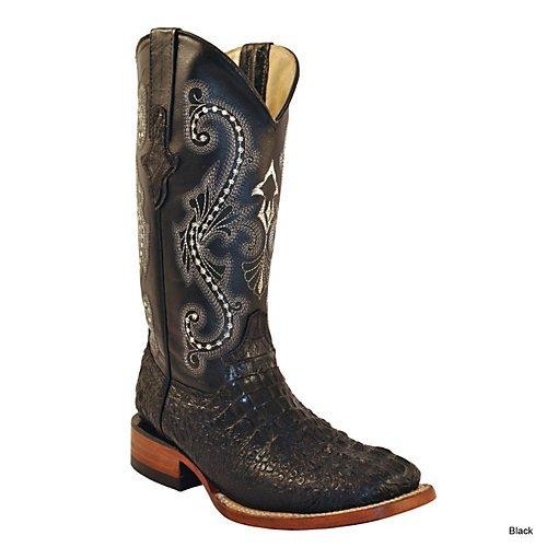 western boots caiman croc gator