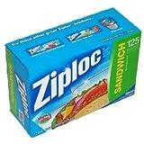 Ziploc Sandwich Bags – 125-Count, Health Care Stuffs