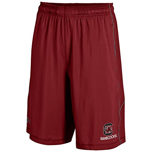 Men's Under Armour South Carolina Gamecocks Raid Shorts (XX-Large)