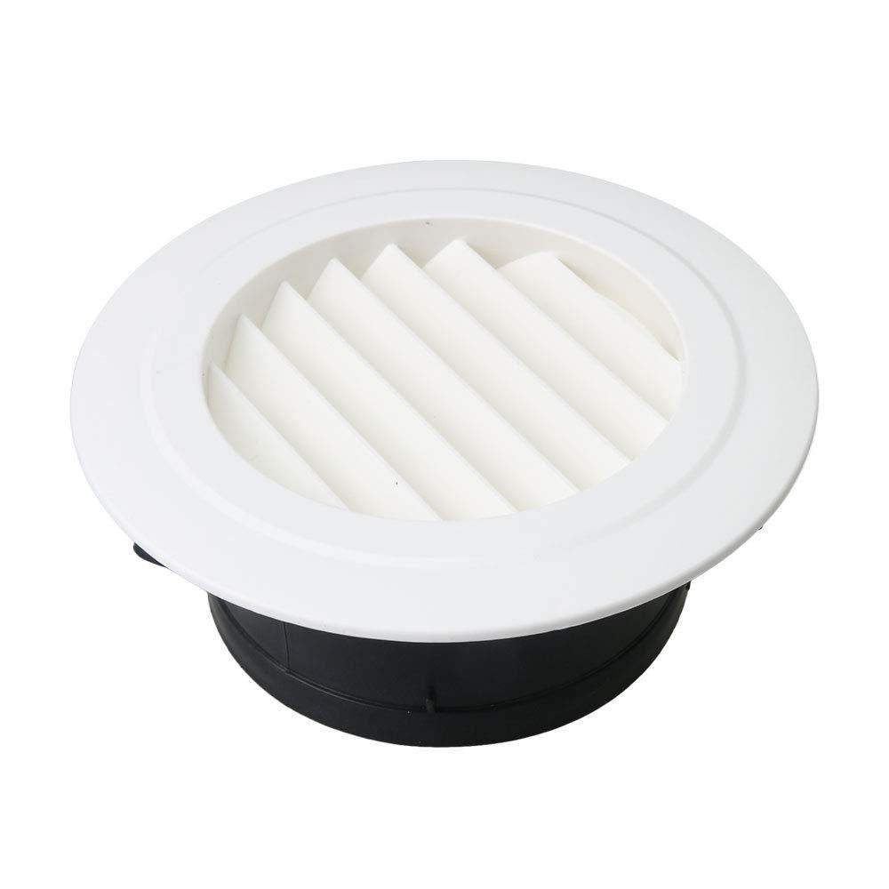 RDEXP Griglia di Ventilazione Regolabile con Diametro di Montaggio 150 mm
