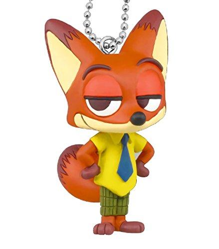 Disney Zootopia Mascot Nick Wilde Figure -
