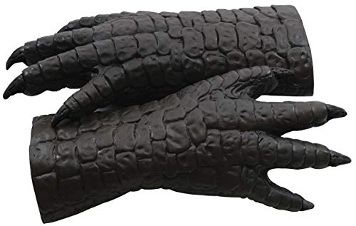 Rubie's Unisex Adult Godzilla Deluxe Latex Hands Costume
