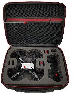 RC GearPro 보호 숄더백 스토리지 드론 케이스 DJI 텔로 드론 리모컨 및 추가 액세서리용 / RC GearPro 보호 숄더백 스토리지 드론 케이스 DJI 텔로 드론 리모컨 및 추가 액세서리용