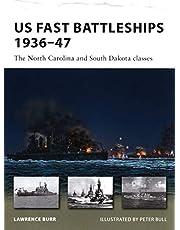 US Fast Battleships 1936-47: The North Carolina and South Dakota Classes: No. 169