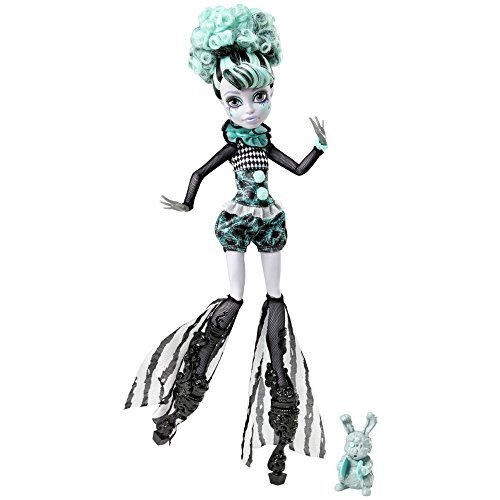 Monster High Freak du Chic Twyla Dolls (Dolls Freak Du High Monster Chic)