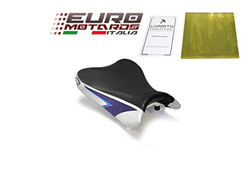 Suzuki GSXR 600 750 2008-2010 Luimoto Team Suzuki Seat Cover For Rider + Gel Pad