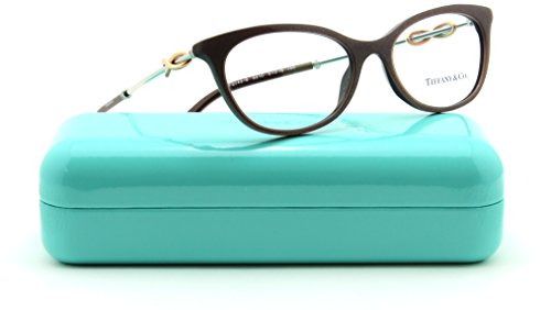Tiffany & Co. TF 2142-B Women Eyeglasses RX - able Frame (PEARL BROWN 8210, - Co Glasses Eye Tiffany &