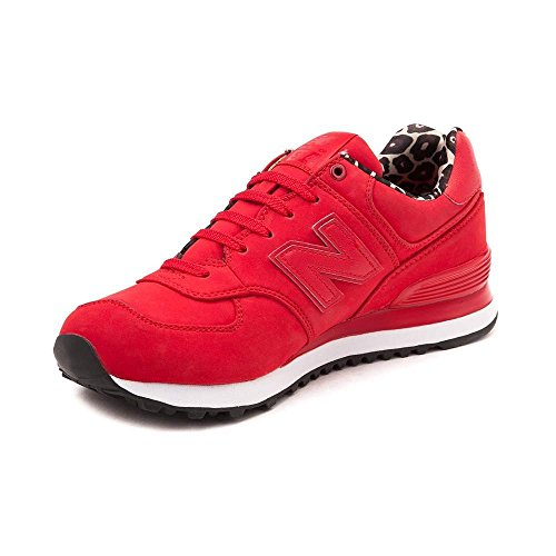 Women's Core Plus Balance Running New 1474 Red WL574 Shoe POw5xtq6t