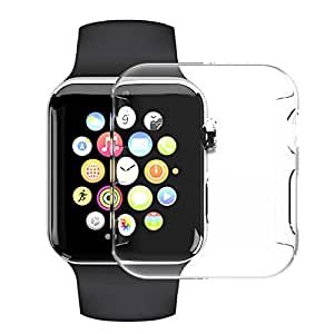 Amazon.com: Apple Watch Screen Protector Case for Series 2