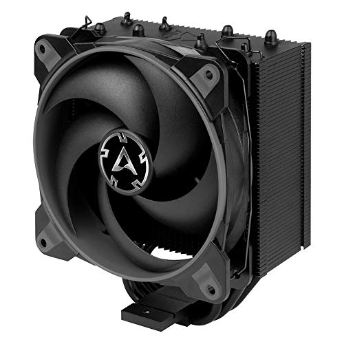 ARCTIC Freezer 34 eSports - Tower CPU Cooler with BioniX P-series case fan, 120 mm PWM fan, for Intel and AMD socket - Grey