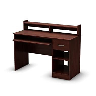 South Shore Axess CollectionWork Desk, Royal Cherry