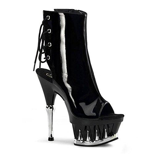 Heels-Perfect - Cerrado mujer negro - negro